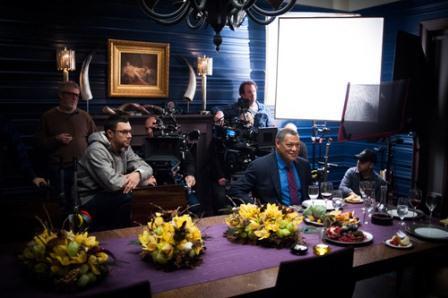 съемка эпизода